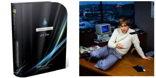 Bill Gates to Autograph Limited Edition of Windows Vista