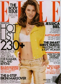 Obsessing About The 'Elle' Body Obsession Issue