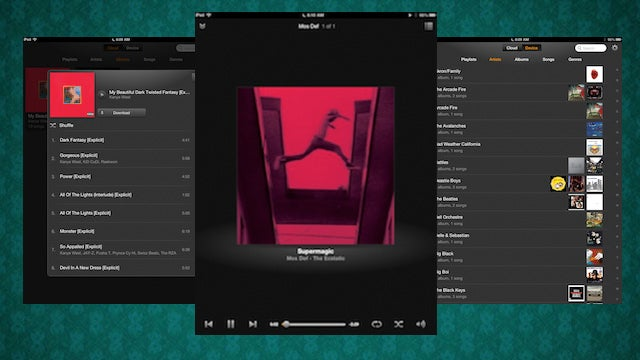 Amazon's Cloud Player for iPad Gives You Access to Your Cloud Drive Music on the Big Screen