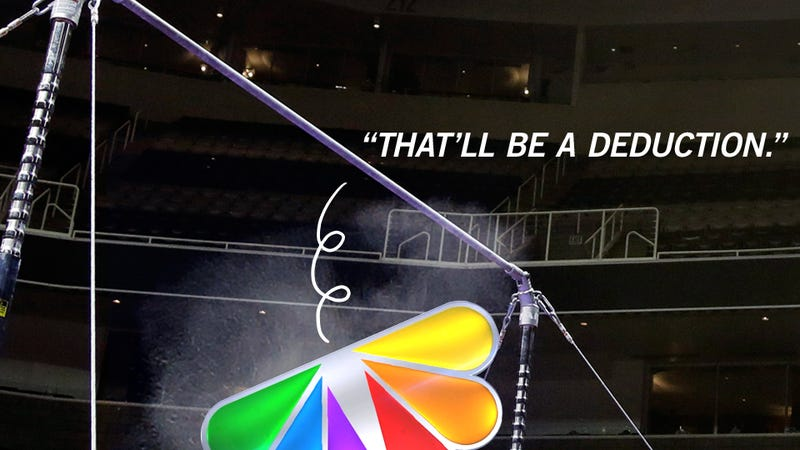 Fake, Jingoistic, And Stupid: Gymnastics Coverage Is The Worst Part Of NBC's Olympics