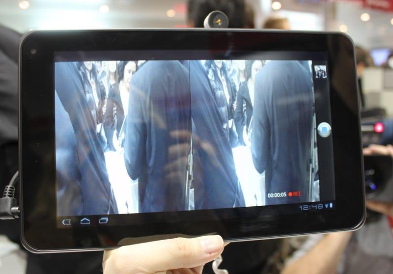 LG Optimus Pad Gallery