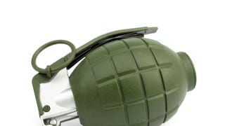 Curt Schilling's Son Accidentally Brings Fake Grenade To Logan Airport
