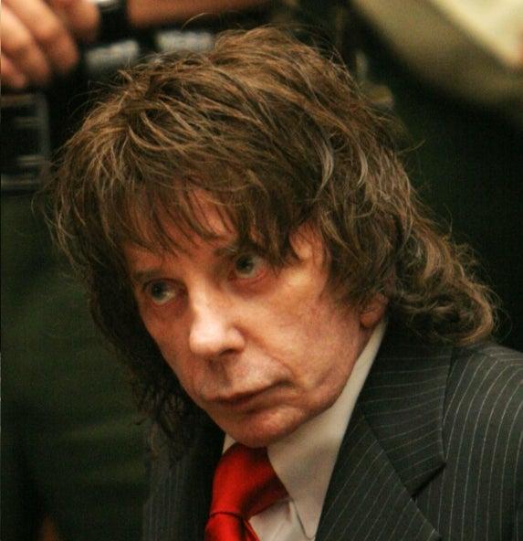 Phil Spector, Un-Wigged