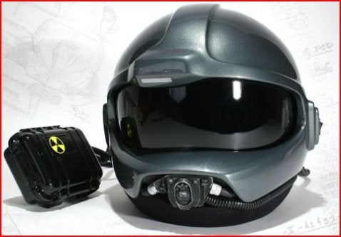 Working Airwolf Helmet On Ebay: Demand Is Through the Roof
