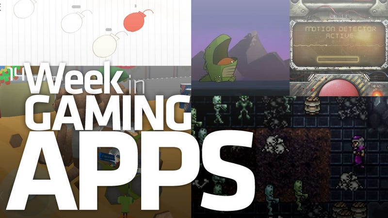 The Week in Gaming Apps All Rolled Up Into a Giant Star-Sized Ball
