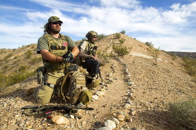 Nevada Militia Sets Up Armed Checkpoints, Demands to See Drivers' I.D.