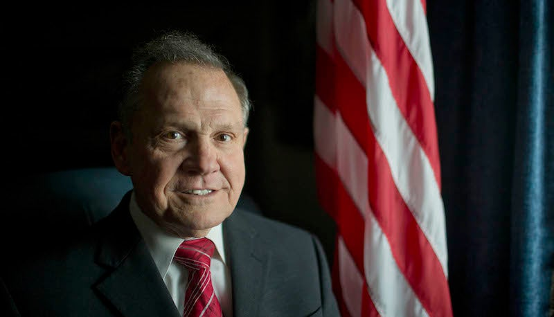 Alabama Chief Justice Confuses Legal Duties With 'Personal Anti-LGBT Agenda'