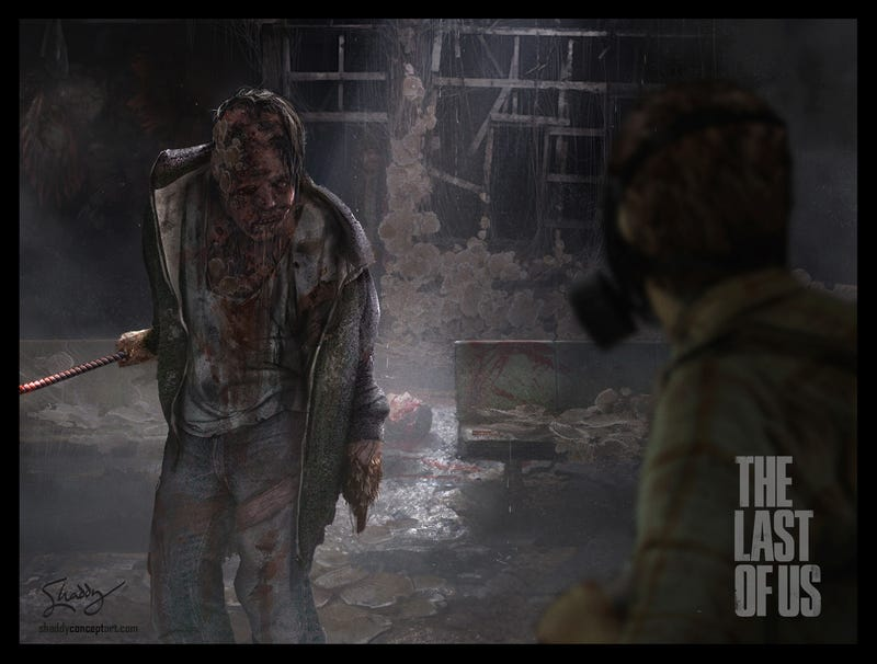 The Apocalyptic Art Of The Last Of Us [Update]