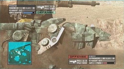 Atlus Announces Xbox 360-Exclusive Zoids Assault