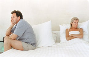 The Older The Love Affair, The More Annoying The Man