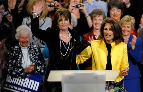 How Many Female Politicians Does It Take To Make A Sorority?