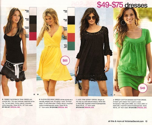 Selling Women's Clothes To Women: Athleta Vs. Victoria's Secret