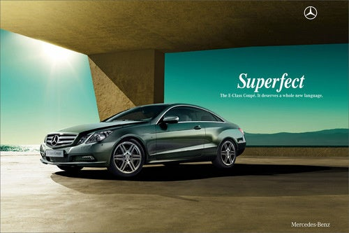 "Mercedes E-Class Coupe: ""Superfect?"" Really?"