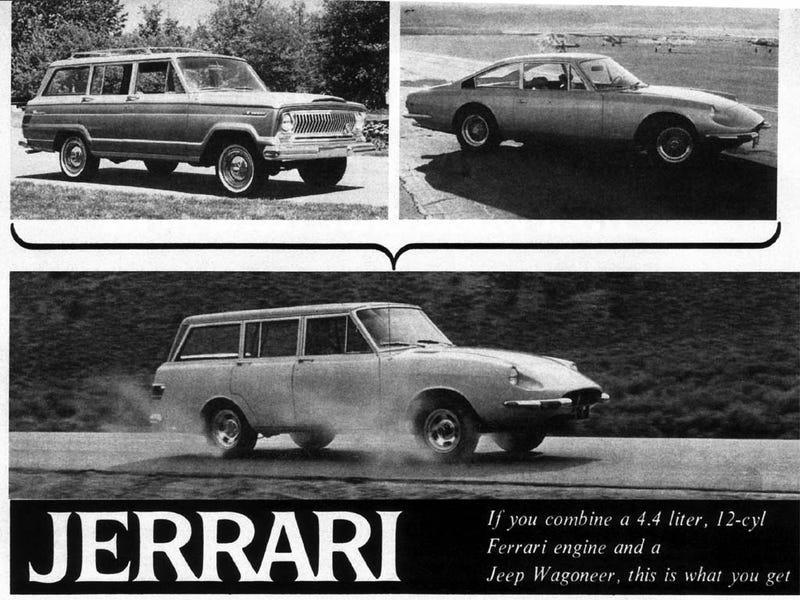 The Ten Most Sacrilegious Custom Cars Ever Built