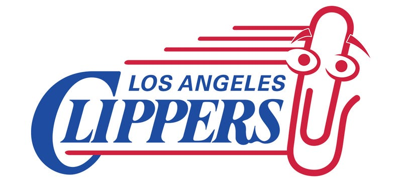Photoshop Contest: Give the LA Clippers a New, Ballmer-Friendly Logo