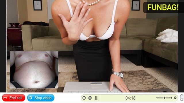 How Skype Is Revolutionizing Awkward Phone Sex