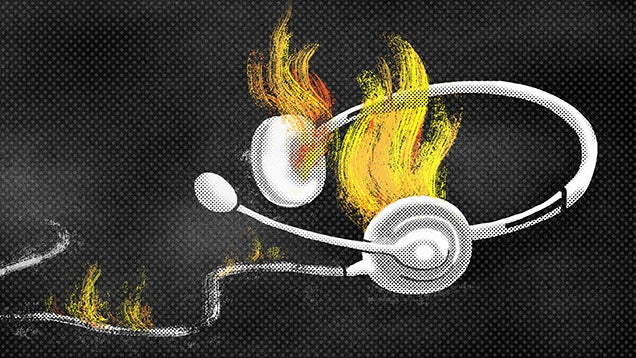 Not Just Comcast: 19 Stories From Call Center Hell