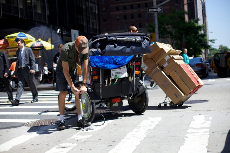 Psychopathic Price Gougers: Midtown Pedicabs