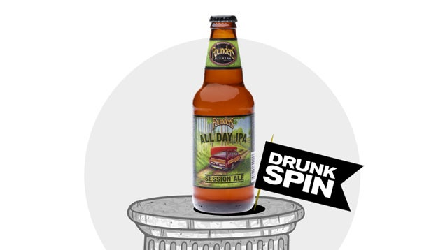 Founders All Day: Because Session IPAs Are Perfect For Football Season