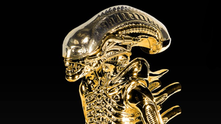 Now You Can Get Your <i>Alien</i> Toy Nostalgia Gold-Plated