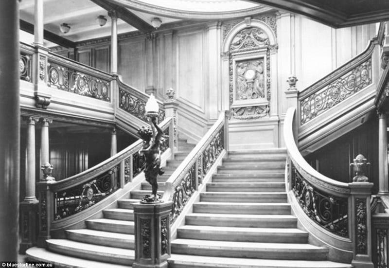 Titanic: Su réplica china zarpará en 2018