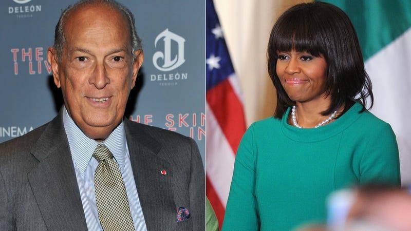 Oscar de la Renta Disses Michelle Obama's Style