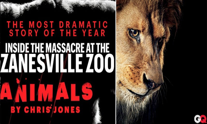 Why Did Esquire and GQ Both Publish Huge Zoo Massacre Stories on the Same Day?