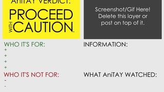 AniTAY PSA: Review Card Etiquette