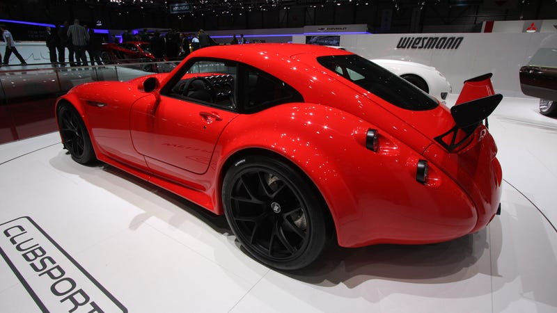 The Wiesmann GT MF4 Clubsport Is The M3 I Want