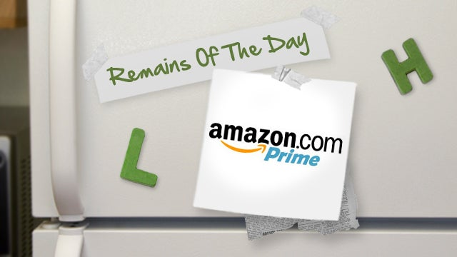 Remains of the Day: Fringe and The West Wing Streaming Exclusively on Amazon Prime