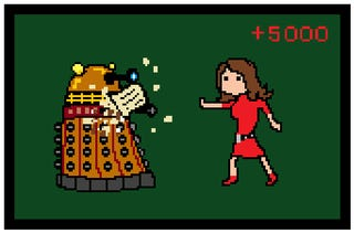 13 brilliant pieces of Clara Oswin Oswald fan art to get you ready for new Doctor Who