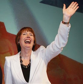 Harriet Harman Wants English Women To Make More Money