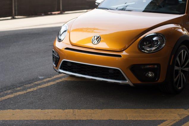 I Drove The New Volkswagen Baja Bug