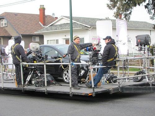 Fringe set photos