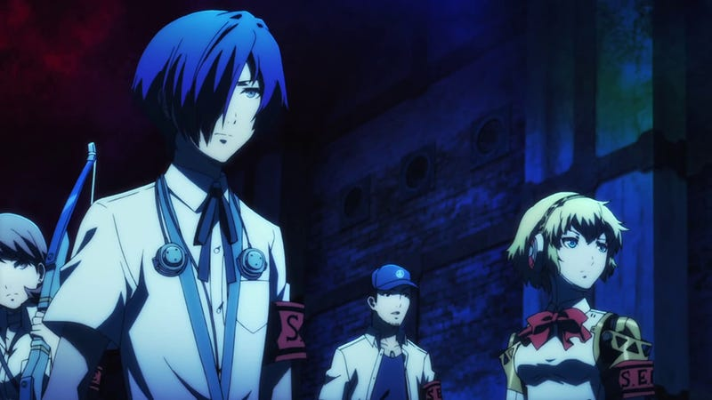 Persona 3's Second Movie Reminds Me Why I Love Persona 3