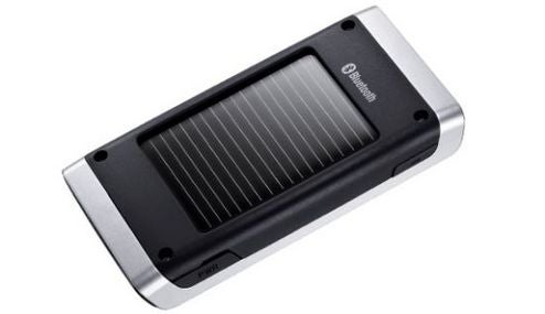 LG Solar Handsfree Speakerphone Is Greener, Safer