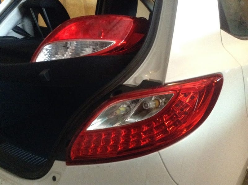 New LED tail lights!