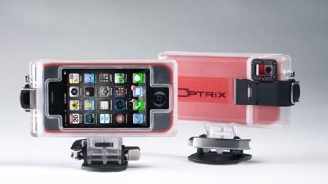 Head-Mount Your iPhone with the Optrix Case