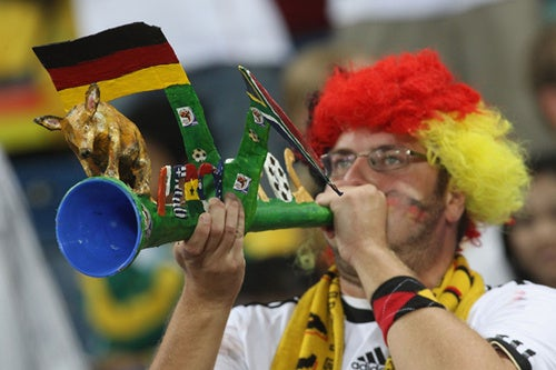 Those Crappy Horns Might Get Banned from the World Cup