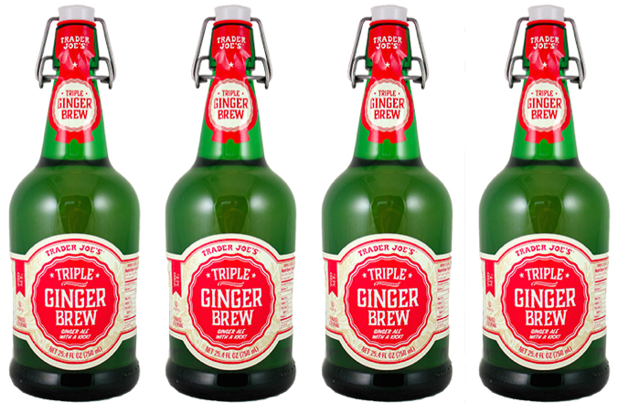 We Think We Know Why Trader Joe's Bottles of Ginger Beer Are Exploding on the Shelf