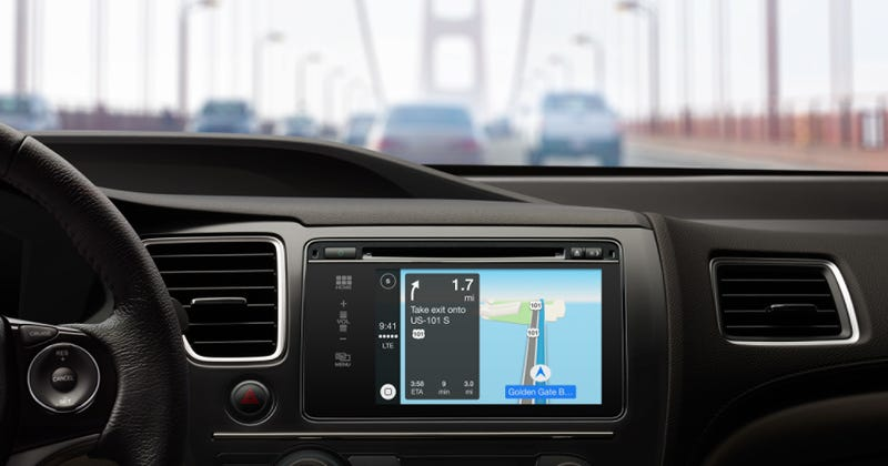 Apple CarPlay: iOS on Your Dashboard