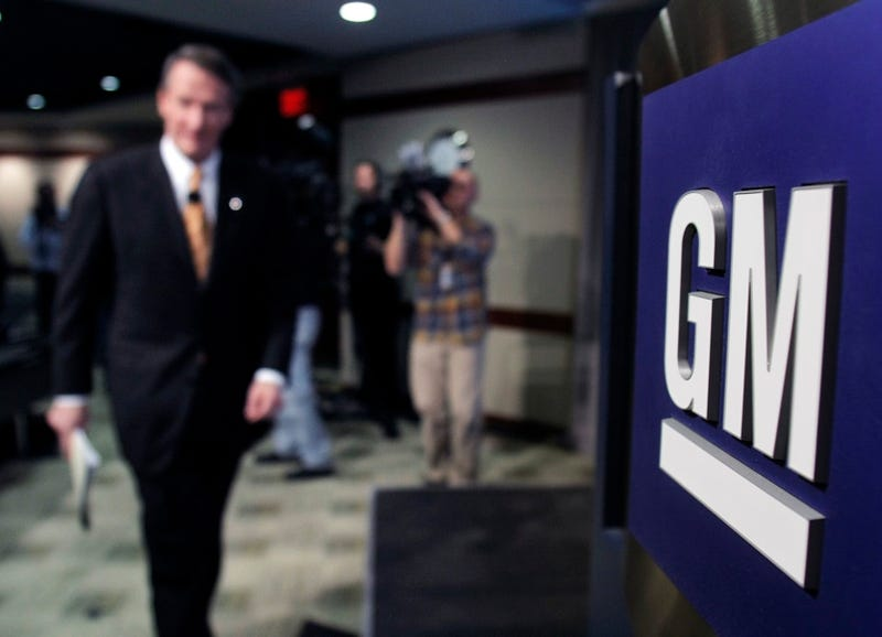 Why GM Doesn't Want Bankruptcy