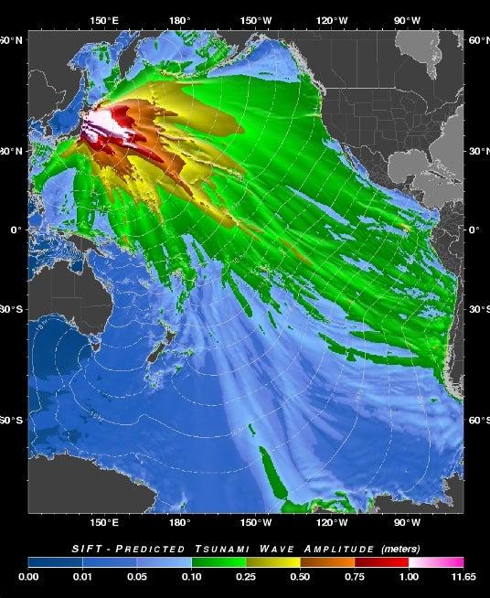 No Major Damage Reported as Tsunami Hits Hawaii