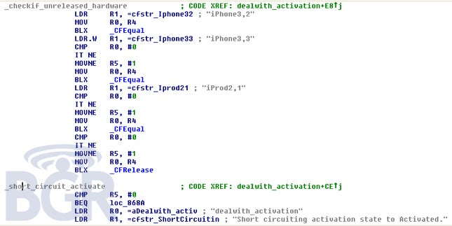 iOS 4 Code Suggests That a Verizon iPhone and an iPad 2 Are Being Field-Tested