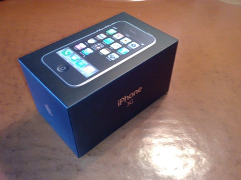 Is This the First iPhone 3G Unboxing?