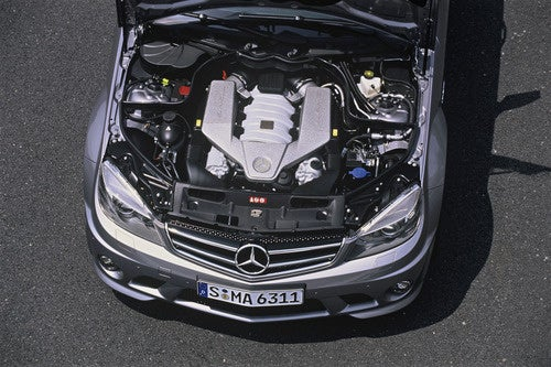 Mercedes C63 AMG: Unhinged Entertainment