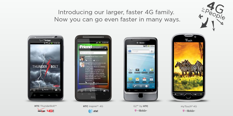 Why You Might Want to Wait for a 4G Phone