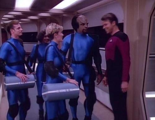 Sports of Star Trek