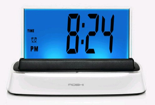Moshi Alarm Clock Will Only Shut Off If You Ask It Nicely