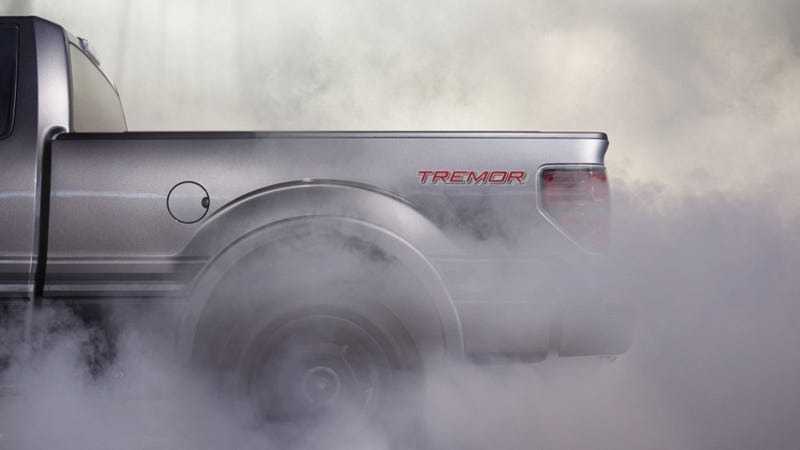 The 2014 Ford F-150 Tremor Is A Turbocharged Baby Lightning